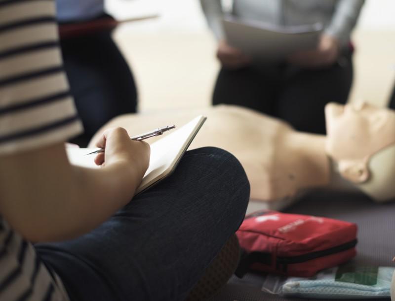 Vzgoja za zdravje otrok in mladostnikov CPR