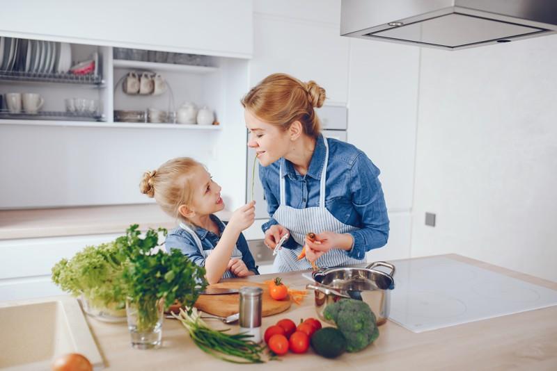 Vzgoja za zdravje otrok in mladostnikov zdrava hrana