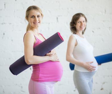 Telovadba za nosečnice