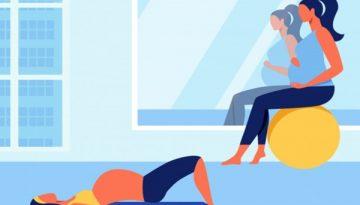 Telovadba za nosecnice